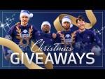 SPURS CHRISTMAS GIVEAWAY | ft. HEUNG-MIN SON, SERGE AURIER, PAULO GAZZANIGA & RYAN SESSEGNON