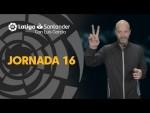 LaLiga con Luis García: Jornada 16