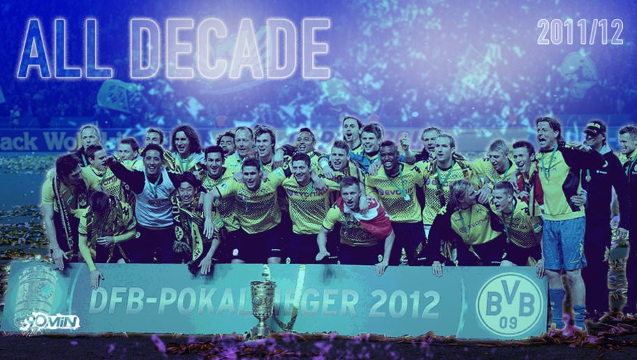 Dortmund 2011/2012: The Double Winning BVB Side Who Were the Coolest Football Team in the World