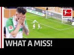 The Miss Of The Season So Far - Marco Richter's Open-Goal Howler