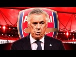 Will Carlo Ancelotti Be The Next Arsenal Manager After Napoli Sacking?!  | #UCLReview