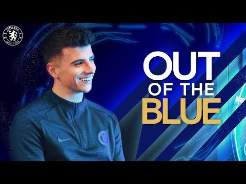 Mason Mount Picks New Year's Resolutions for his Chelsea Teammates | Out Of The Blue: Ep12