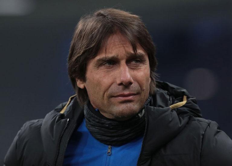 INTER: ANTONIO CONTE'S PRE-MATCH PRESS CONFERENCE