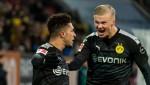 Erling Haaland Hits 23-Minute Debut Hat-Trick as Borussia Dortmund Beat Augsburg 5-3