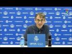 Rueda de prensa de Fernando Vázquez tras el RC Deportivo vs Cádiz CF (1-0)
