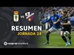 Resumen de Real Oviedo vs SD Huesca (1-1)