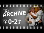 THE ARCHIVE   NORWICH CITY 0-2 SPURS   Bale's brilliant double