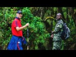 Tony Adams goes trekking in Rwanda | Visit Rwanda x Arsenal