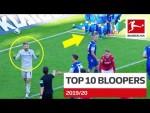 Top 10 Bloopers and Misses 2019/20 So Far - Lewandowski, Zieler & Co.