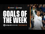Goals of the Week: Casemiro's chip and Rafinha's wonder strike MD20