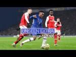 Jorginho & Azpilicueta Score In Thrilling London Derby | Chelsea 2-2 Arsenal | Unseen Extra