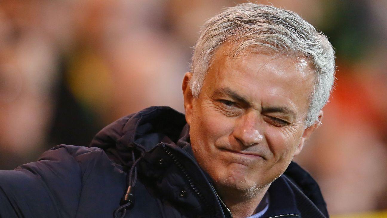 Mourinho jabs ex-club Manchester United on Bruno Fernandes transfer saga