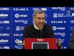 Rueda de prensa de Jon Pérez Bolo tras el AD Alcorcón vs SD Ponferradina (3-1)