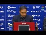 Rueda de prensa de Fran Fernández tras el AD Alcorcón vs SD Ponferradina (3-1)