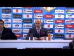 Rueda de prensa de Paco Jémez tras el Rayo Vallecano vs Extremadura UD (1-1)