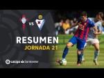 Resumen de RC Celta vs SD Eibar (0-0)