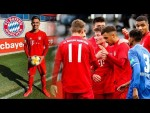 5 goals in top game! Oliver Batista Meier plays the match of his life | FC Bayern Under 19