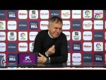 Rueda de prensa de  Lucas Alcaraz tras el Albacete BP vs CD Numancia (2-1)