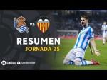 Resumen de Real Sociedad vs Valencia CF (3-0)