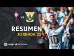 Resumen de RC Celta vs CD Leganés (1-0)