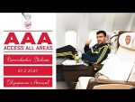 Access All Areas | Olympiacos 0-1 Arsenal | Europa League