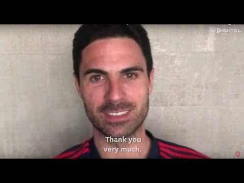 An update from Mikel Arteta | Coronavirus, isolation and recovery
