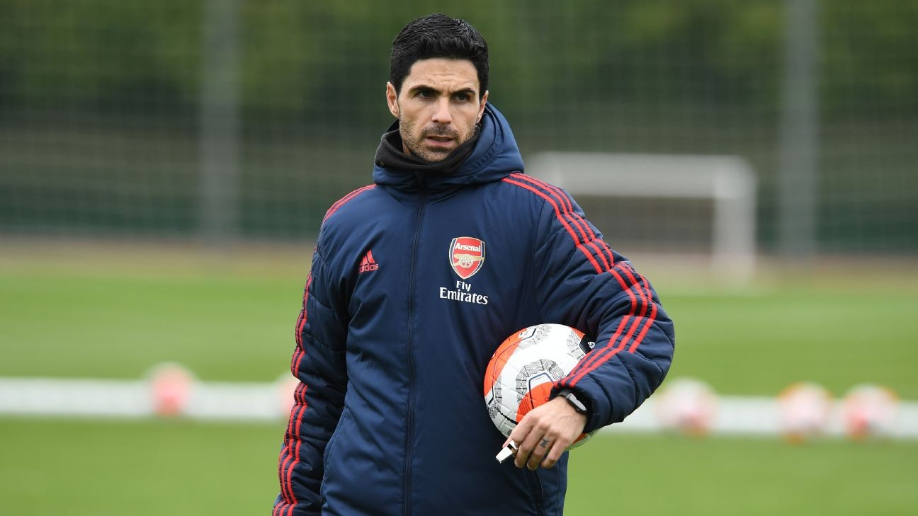 Recovered Arsenal boss Arteta feared who he may have affected with coronavirus