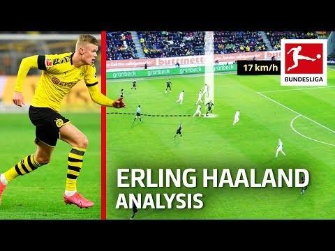 Erling Haaland - What Makes The Borussia Dortmund Striker so Good?