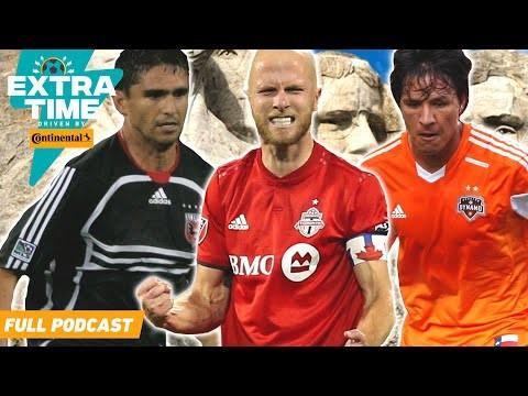 Is Michael Bradley Toronto FC's GOAT? Picking Mt. Rushmore's for Toronto, Houston & D.C. United