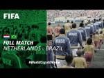 #WorldCupAtHome | Netherlands vs Brazil (South Africa 2010)