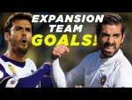 Every New Team's First Goal (Kaka, Pizarro, Montero & More)