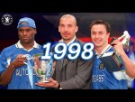 Chelsea's Treble Winning Year! 🏆 | Gianluca Vialli's Italian Job | 1997-1998