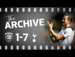 THE ARCHIVE | HULL CITY 1-7 SPURS | Spurs score SEVEN on final day of the season