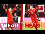 James Rodriguez vs. Philippe Coutinho | The Ball Magicians in Head-to-Head