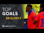 TOP GOALS LaLiga 2016/2017