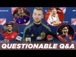 From Chips to Rips: Players Reveal Their Favorite Goals   Questionable Soccer Q&A