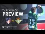Throwback Preview: Atlético de Madrid vs Real Betis (0-2)
