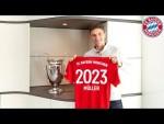 ReLive Pressetalk mit Thomas Müller über seine Vertragsverlängerung #Müllered2023