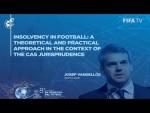Josep Vandellós | FIFA-RFEF 8th International Congress in Football Law