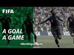 #WorldCupAtHome | A goal a game