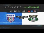 5 Incredible Goals In The 1996 MLS All-Star Game | MLS Classics