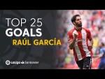TOP 25 GOALS Raúl García en LaLiga Santander