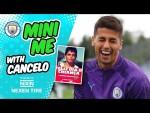 Life long friendships | Cancelo as a child | Mini Me
