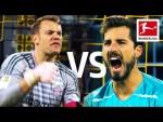 Manuel Neuer vs. Kevin Trapp   Goalkeeping Greats Go Head to Head