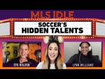 Magic Shows & Singing Disney Movie Favorites   The Talents of Soccer Commentators