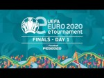 eEURO 2020 Finals – Day 1