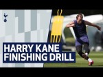 HARRY KANE'S FINISHING MASTERCLASS   SHOOTING CHALLENGE