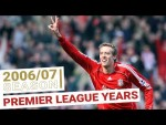 Every Premier League Goal 2006-07   KUYT, CROUCH and GERRARD