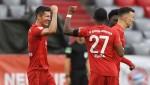 Bayern Munich 5-2 Frankfurt: Report, Ratings & Reaction as Relentless Die Roten Sweep Aside Sloppy Visitors