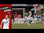 The UNBELIEVABLE Scissor Kick by Camilo Sanvezzo That Won Goal of the Season